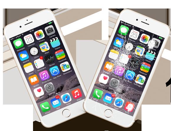 Zbita szybka w iPhone? Odwiedź nasz serwis i wyjdź z naprawionym telefonem