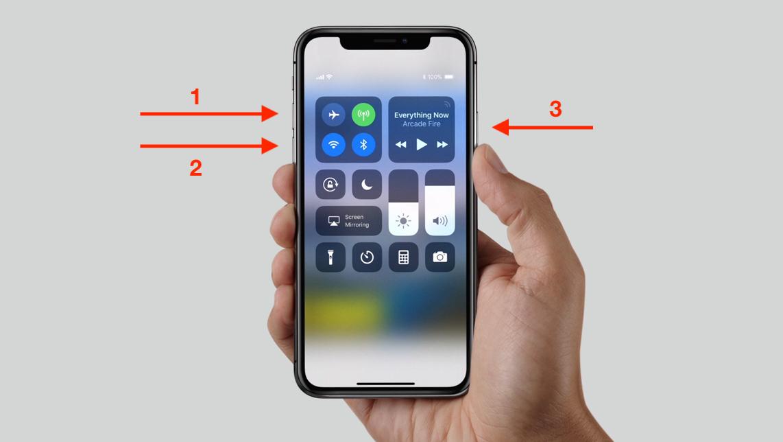 jak zrobić reset iPhone